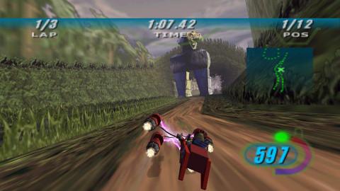 Star Wars Episode l : Racer prend du retard sur PS4