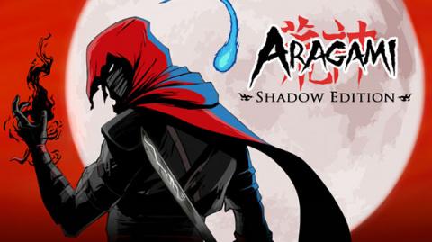 Aragami : Shadow Edition sur PS4