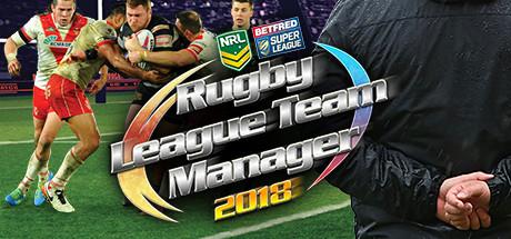 Rugby League Team Manager 2018 sur Mac
