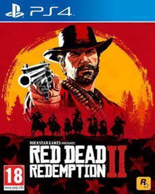 Red Dead Redemption II sur PS4