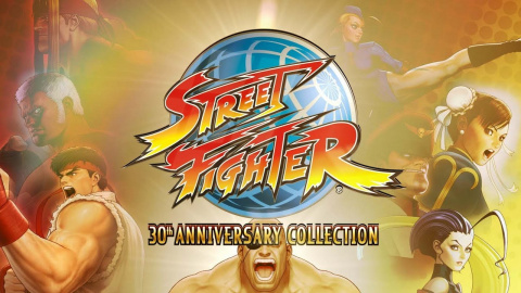 Street Fighter 30th Anniversary Collection : Un documentaire pour retracer l'histoire