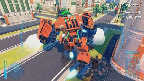 [MàJ Labo Secret] Toy-Con 02 : le Nintendo Labo qui donne vie à un robot