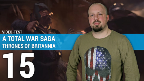 A Total War Saga : Thrones of Britannia - 3 minutes pour régner