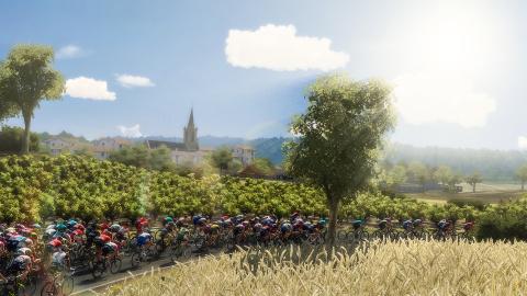 Pro Cycling Manager Saison 2018 et Tour de France 2018 disponibles en juin