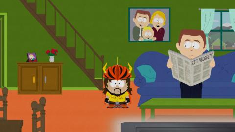 South Park : L'Annale du Destin, un version portable correcte
