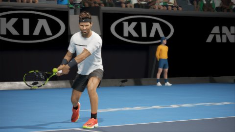 AO International Tennis : Nadal contre Goffin à l'Open d'Australie