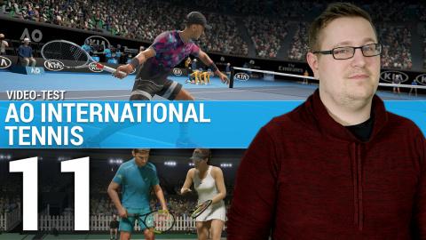 AO International Tennis : Notre avis en 3 minutes