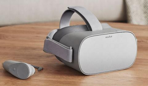 VR : Que vaut l'Oculus GO, le grand frère autonome du Gear VR ?