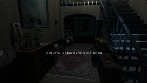 TheNightfall : Un simulateur de marche pas si horrifique