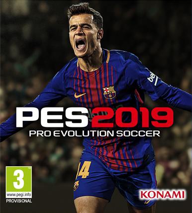 Pro Evolution Soccer 2019 sur PC