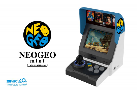 NEOGEO Mini officialisée 1525940973-5940-photo