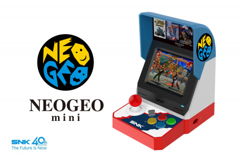 NEOGEO Mini officialisée 1525940973-6210-photo