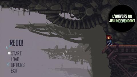 L'univers du jeu indépendant : Redo, un metroid-like cyberpunk !