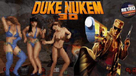 Retro Découverte - Duke Nukem 3D et les tabous du jeu vidéo