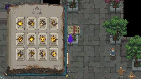 Wizard of Legend : une mise à jour pour fêter les 500 000 ventes