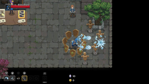 Wizard of Legend : une formule dungeon crawler / rogue-like survoltée