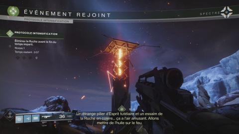 Destiny 2 - L'Esprit Tutélaire : une extension entre espoir et déception