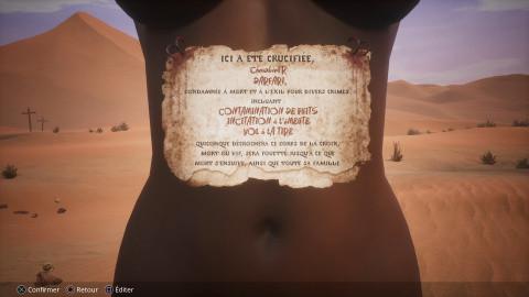 Conan Exiles: l'énigme des nerfs d'acier