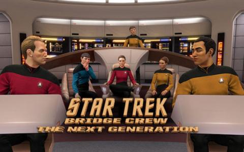 Star Trek Bridge Crew : The Next Generation sur PS4