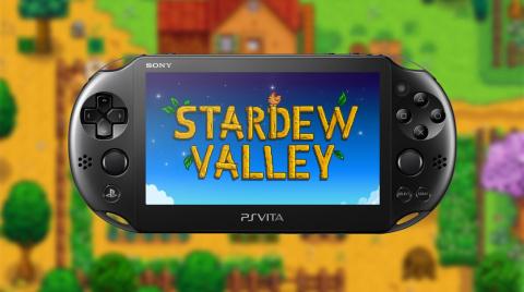 Stardew Valley daté sur PS Vita