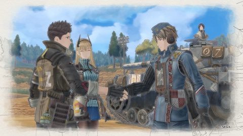 Black Friday : 17,49€ pour Valkyria Chronicles 4 sur Xbox One