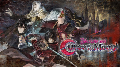 Bloodstained : Curse of the Moon sur Vita