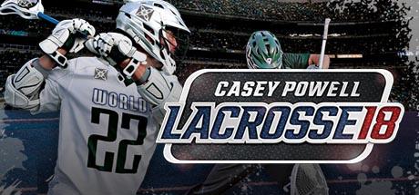 Casey Powell Lacrosse 18