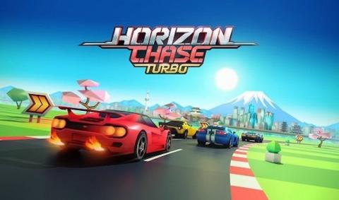 Horizon Chase Turbo sur Switch