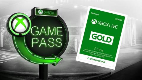 Xbox Live Gold : Abonnez-vous 3 mois et recevez gratuitement 1 mois d'abonnement Xbox Game Pass !