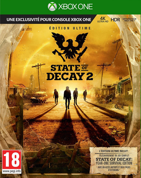 State of Decay 2 sur ONE