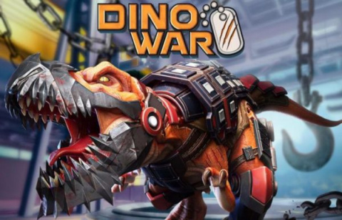 Dino War: Survival sur Android