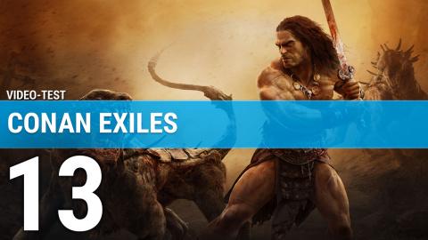 Conan Exiles : l'avis de la rédaction en 3 minutes !