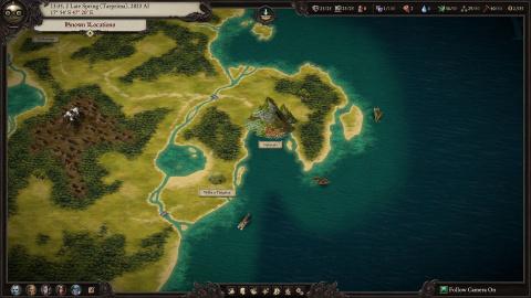 Pillars of Eternity 2 : Deadfire : Sous le vent d'un grand RPG dépaysant ?