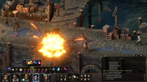 Pillars of Eternity II : Deadfire accostera sur PS4 et Xbox One le 28 janvier 2020