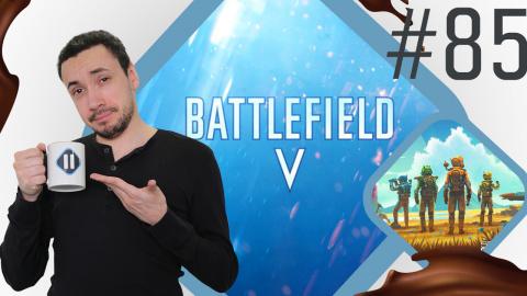 Pause Cafay #85 : Battlefield V présenté le 23 mai