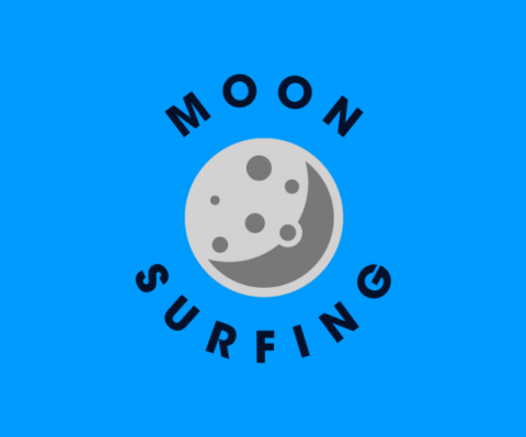 Moon Surfing sur Android