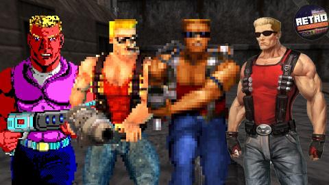 Retro découverte - L'histoire de Duke Nukem