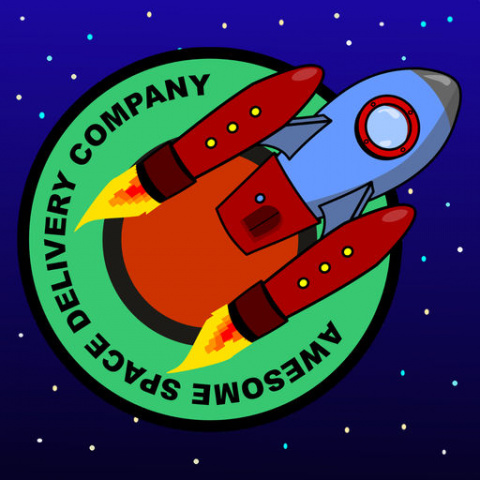 Awesome Space Delivery Company sur Android