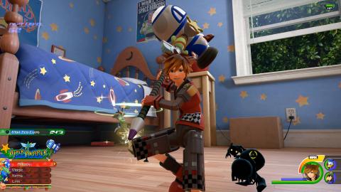 Kingdom Hearts III - Prometteur mais encore perfectible : Notre premier avis après plus d'une heure de jeu