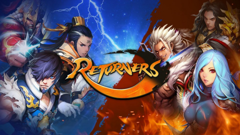 Returners sur Android