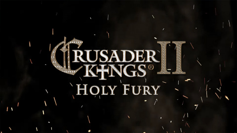 "Crusader Kings II reprend les armes avec le DLC ""Holy Fury"""