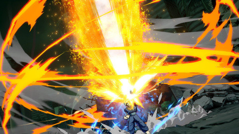 Dragon Ball FighterZ : Vegetto Blue et Gattai Zamasu arrivent le 31 mai