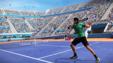 PS Store : Jeu, set et match pour Tennis World Tour