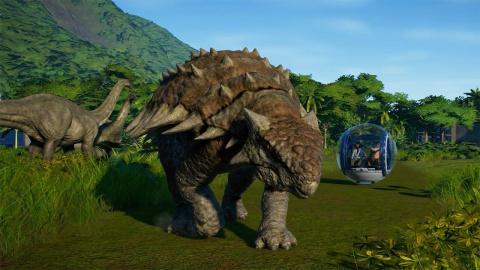Jurassic World : Evolution - Deuxième carnet des développeurs centré sur le contrôle