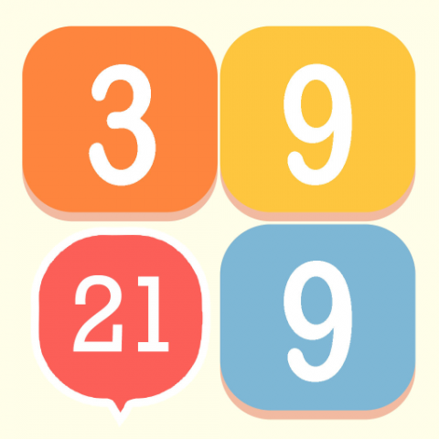 Lucky 21 Blocks sur Android