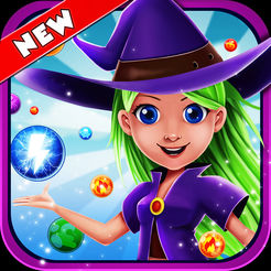 WitchLand - Magic Bubble Shooter sur Android