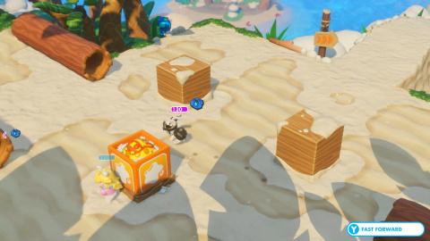 Mario + Lapins Crétins : Le DLC Donkey Kong qui frappe fort