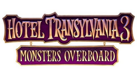 Hôtel Transylvanie 3 : Des Monstres à la Mer