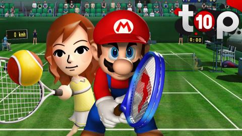 Top 10 des meilleurs jeux de tennis