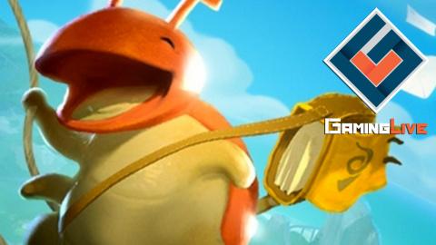 Yoku's Island Express : Le platformer flipper, avec un bousier !